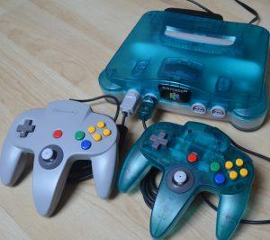 Nintendo 64 Japan