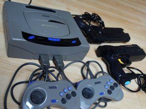 Sega Saturn JP
