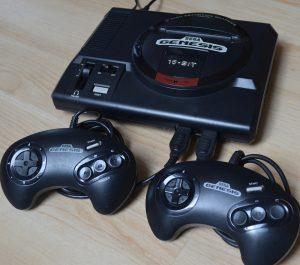 Sega Genesis (USA/NTSC)