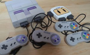 Super Nintendo Entertainment System (USA/NTSC)