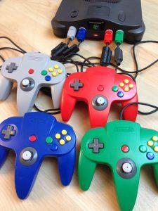 N64_4 Controller