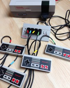 NES_4 Controller