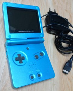 GBA AGS 101