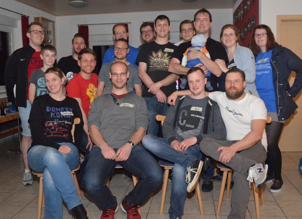 Gruppe 7. RGL