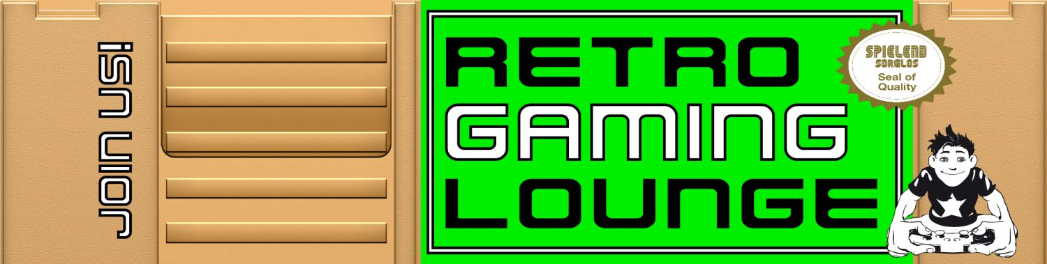 Retro Gaming Lounge